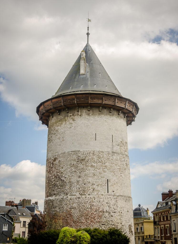 Tour Jeanne D'Arc in Rouen, France.