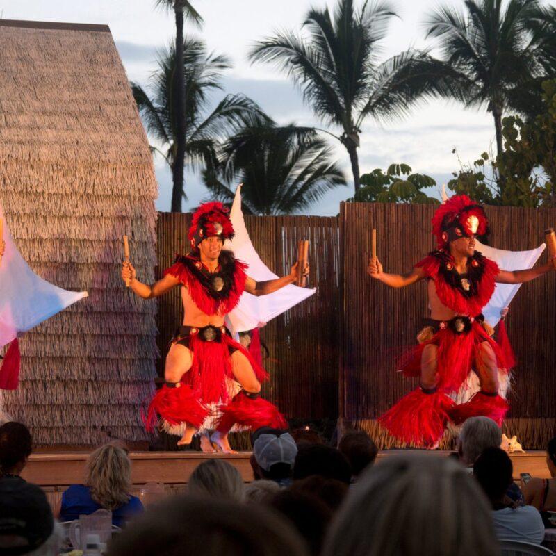 Traditional Island Breeze Luau on the Big Island of Hawaii