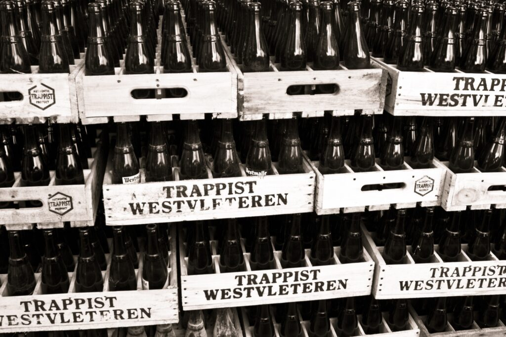 Trappist beer from Westvleteren.