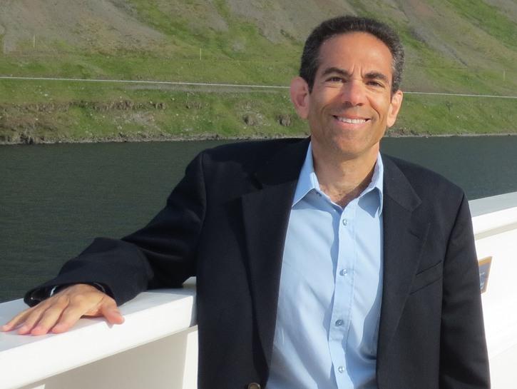Travel writer and academic Dan Fellner