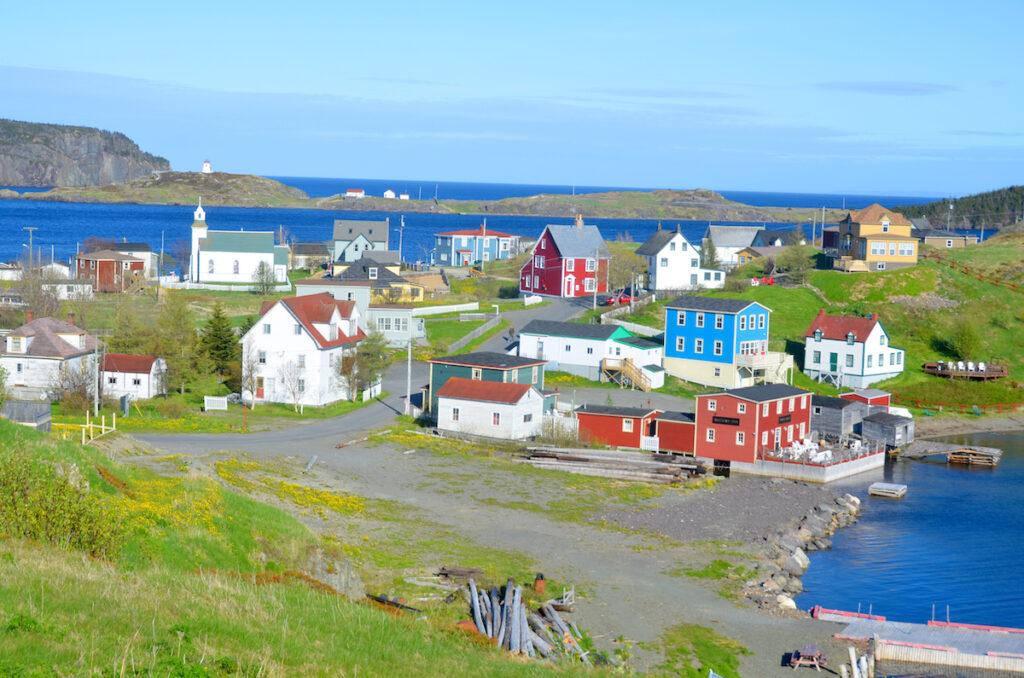 Trinity, Newfoundland and Labrador, Canada.