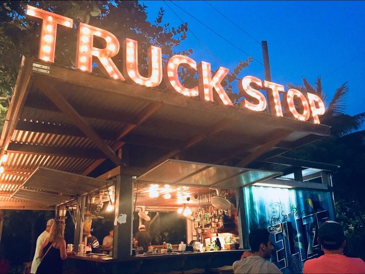 Truck Stop San Pedro, Belize