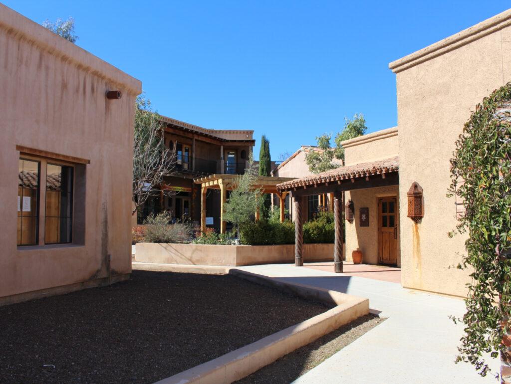 Tubac Village, Arizona, shops