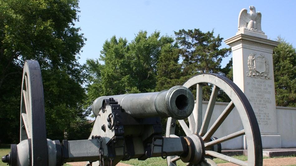 Tupelo National Battlefield in Mississippi.