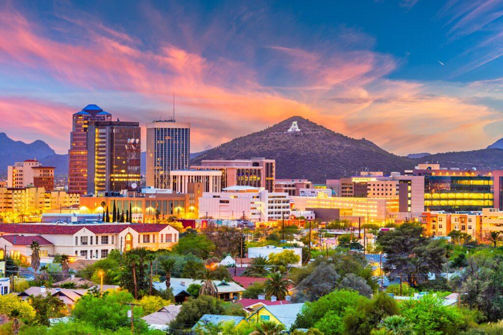 Tuscon, Arizona.