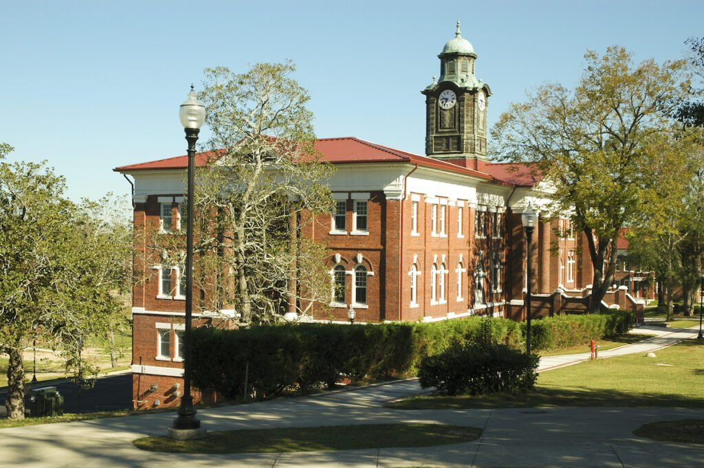 Tuskegee Institute National Historic Site, Alabama.