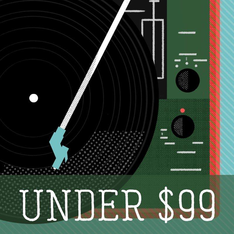Under 99 Dollars Gift Guide digital image