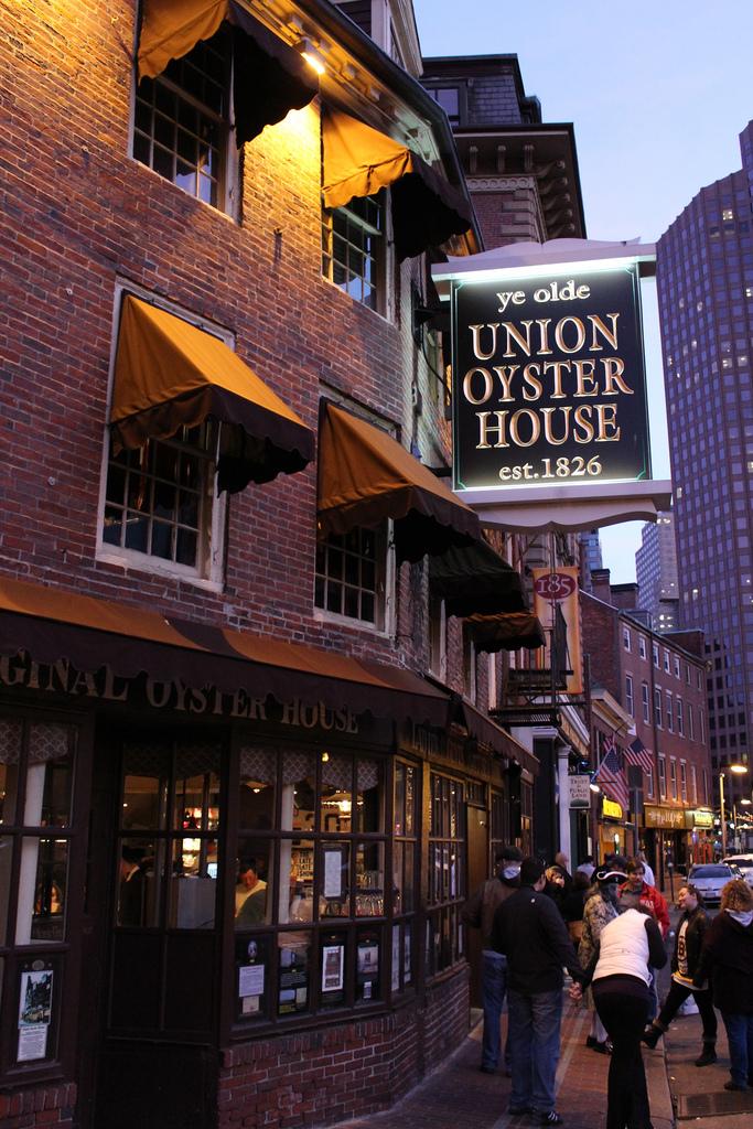 Union Oyster House Restaurant