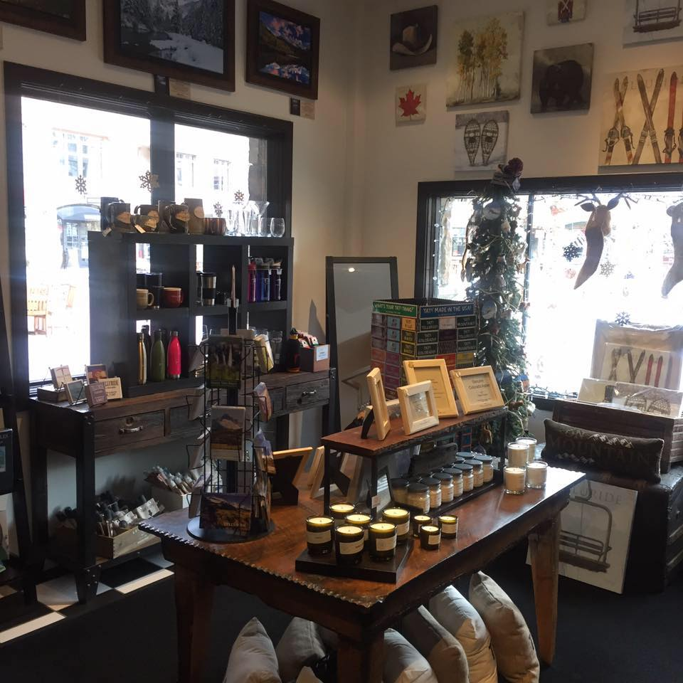 Unique gifts at Telluride Naturals in Colorado.