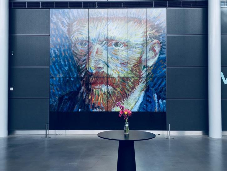 Van Gogh Museum, Amsterdam, Netherlands