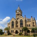 Victoria County Courthouse, Victoria, Texas.