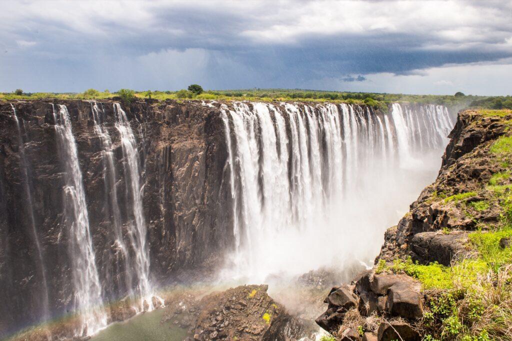 Victoria Falls National Park.