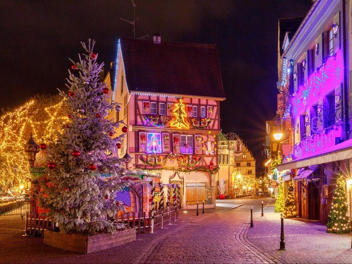 Vienna, Austria at Christmas