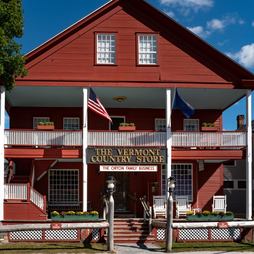 Views along the Vermont Inn-to-Inn Walking Tour.