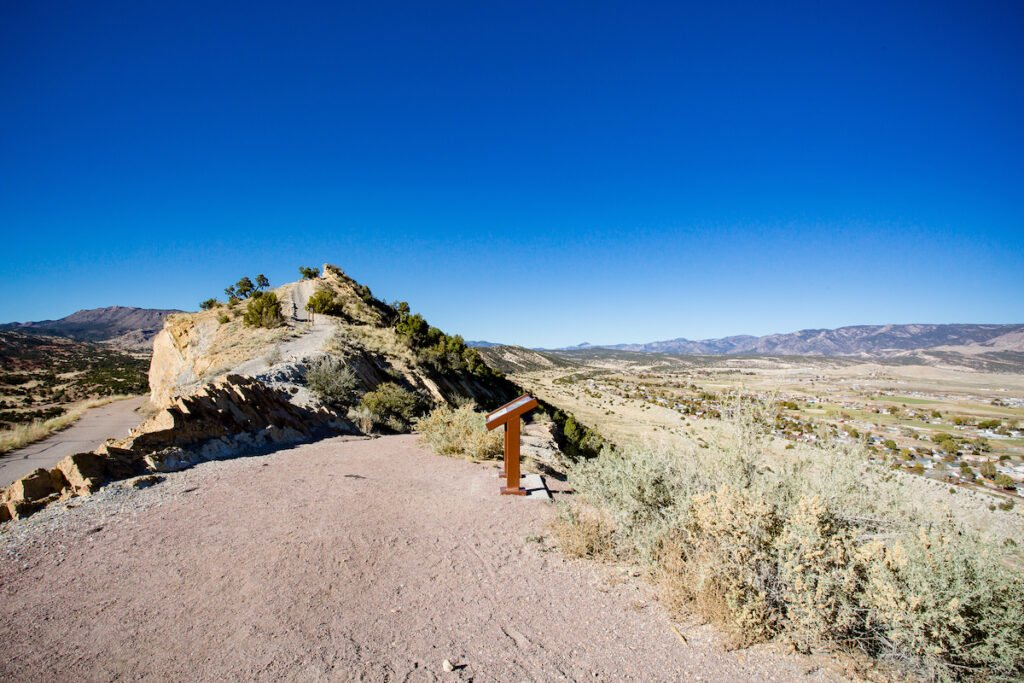 Views from Skyline Drive in Canon City, Colorado.