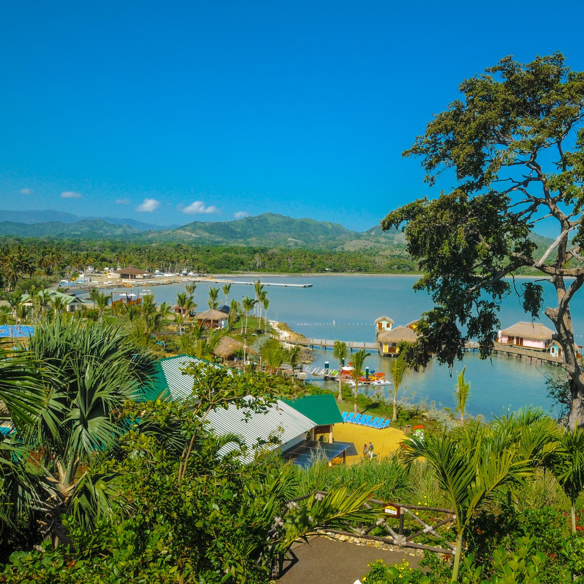 Views of Amber Cove in the Dominican Republic.
