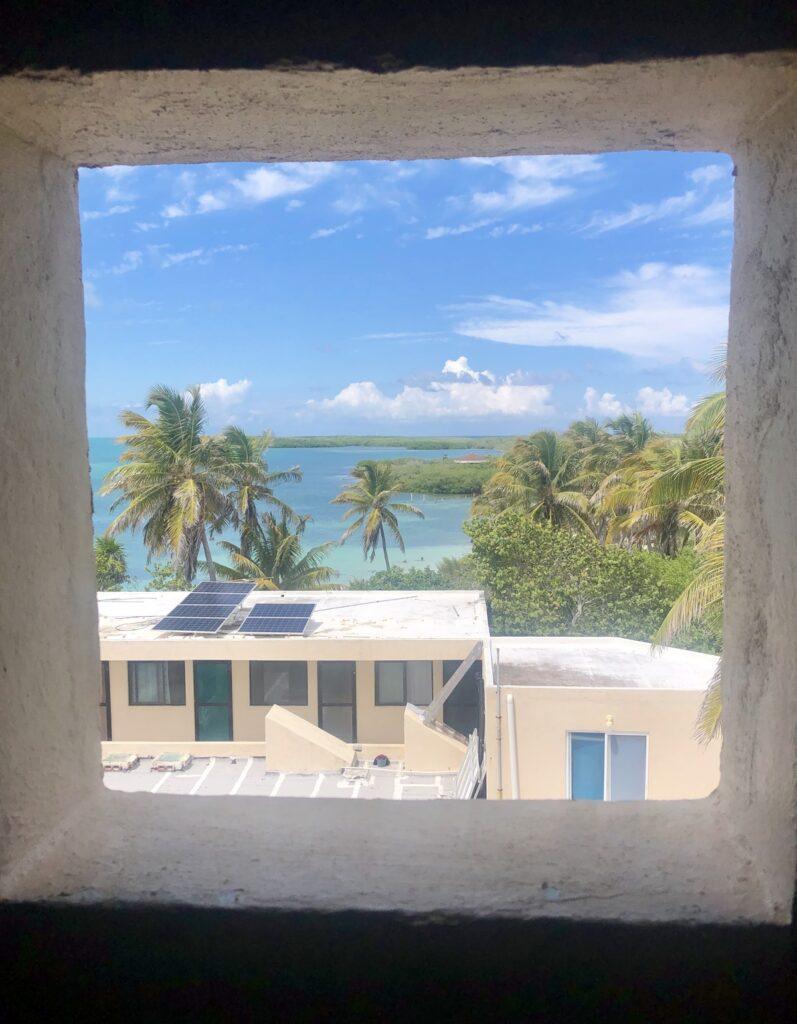 Views of Isla Contoy.