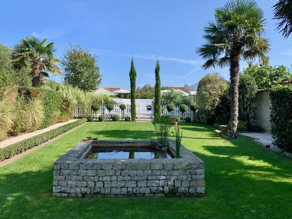 Villa Clarissa on Ile de Re.