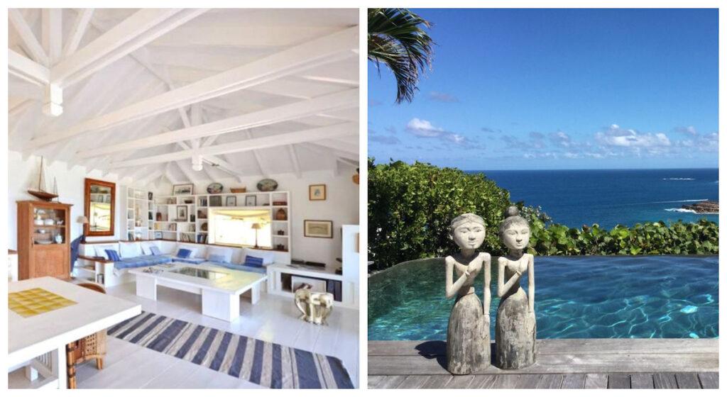 Villa Tiwa, a beach rental in in Curacao.