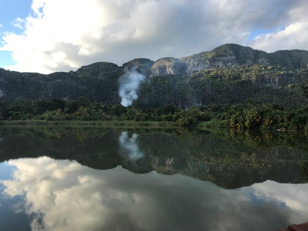 Vinales Valley in Cuba.