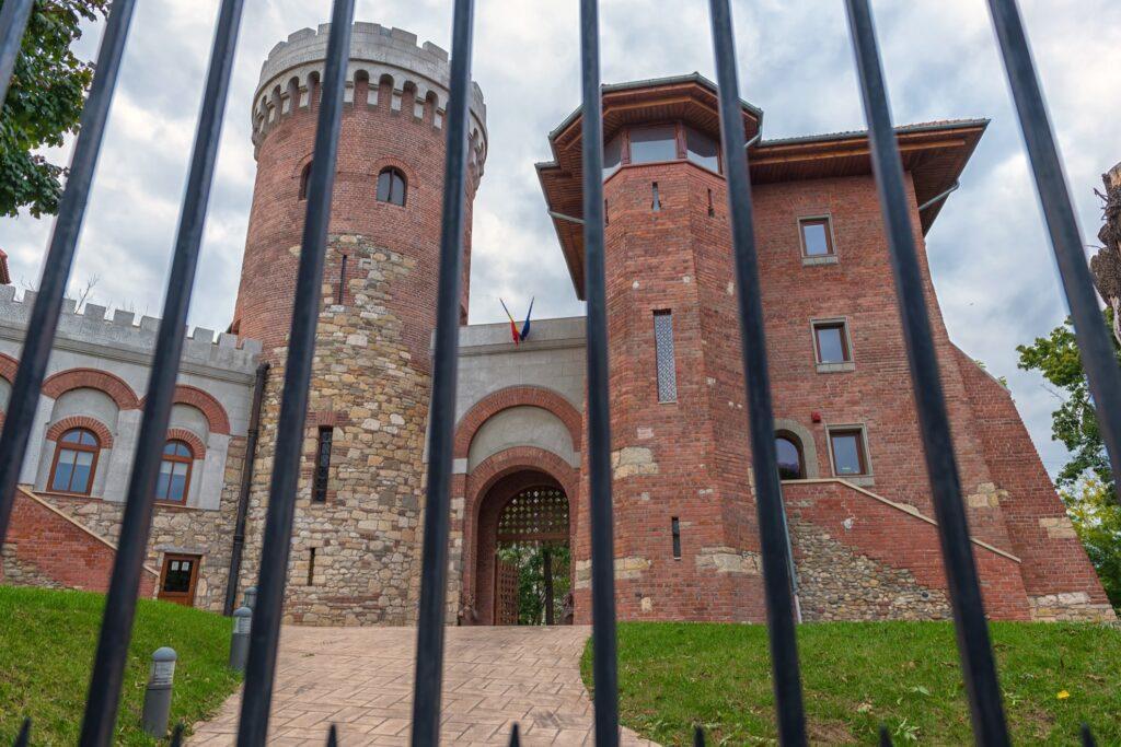 Vlad the Impaler's Castle in Bucharest.