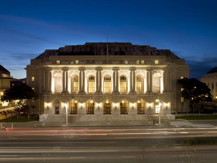 War Memorial Opera House, San Francisco