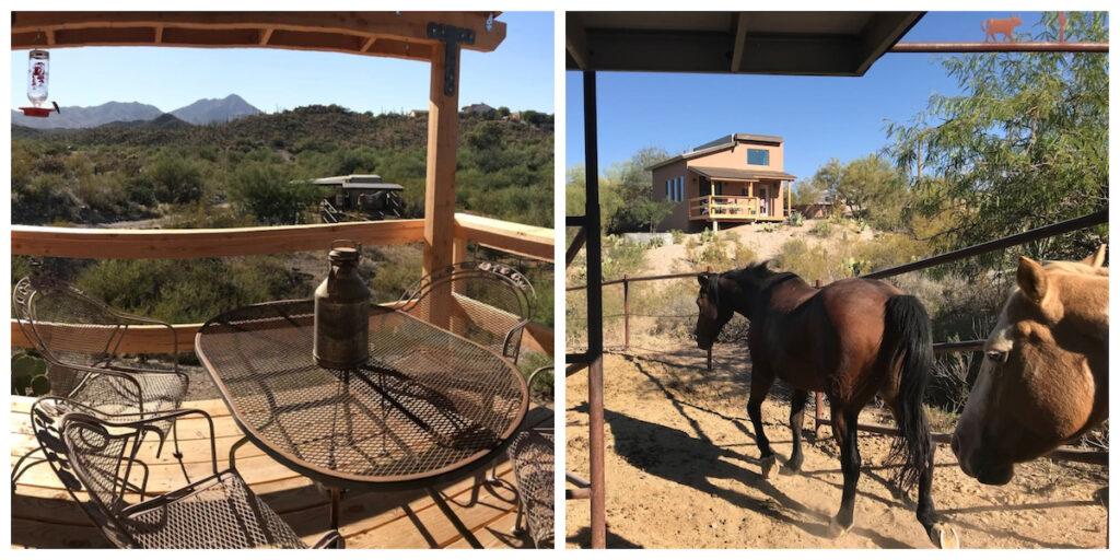 Westside Trailhead Retreat in Tucson, Arizona.