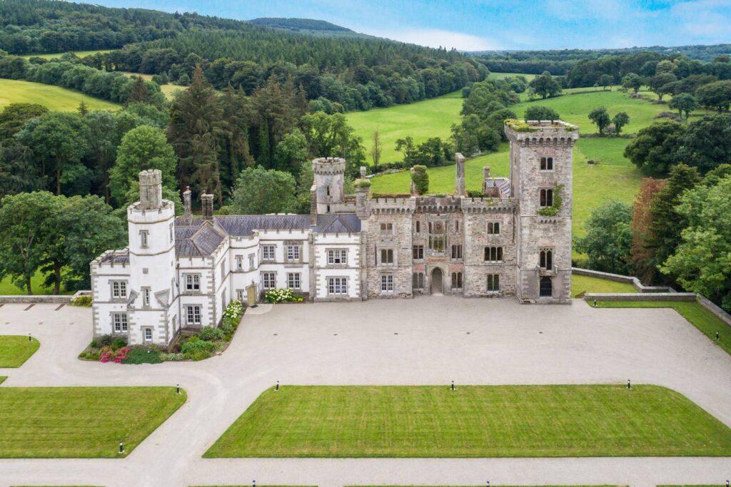 Wilton Castle in Bree, Ireland.