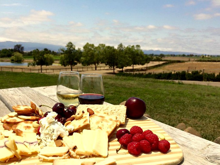 wine tasting on a road trip can add luxury to the adventure