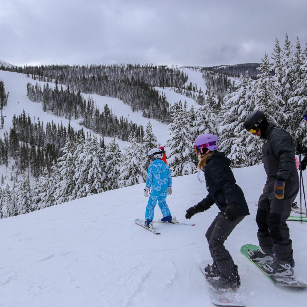 Winter Park Resort in Colorado.