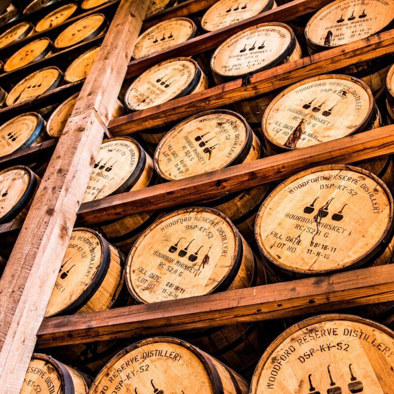 Woodford Reserve Distillery.