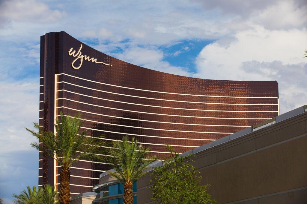 Wynn Resorts in Las Vegas.