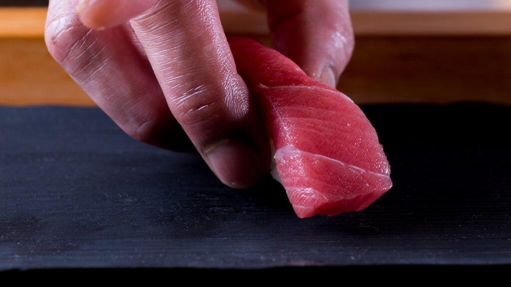 Yume Sushi in Okinawa, Japan.