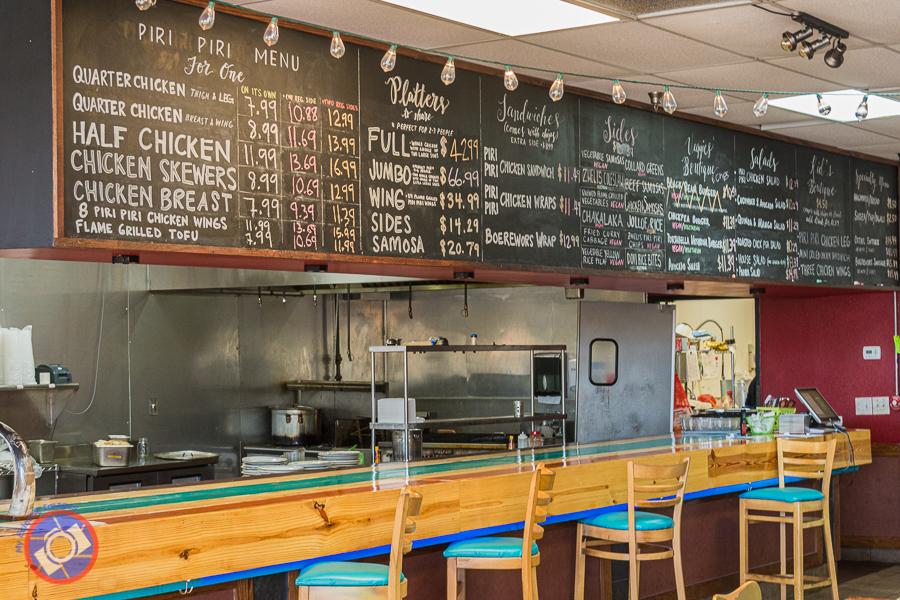 Zweli's Kitchen in Durham.