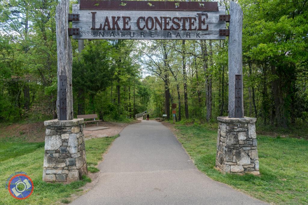 Lake Conestee Nature Preserve, Greenville, South Carolina.