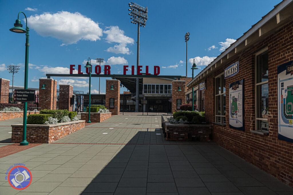 Fluor Field in Greenville, South Carolina.
