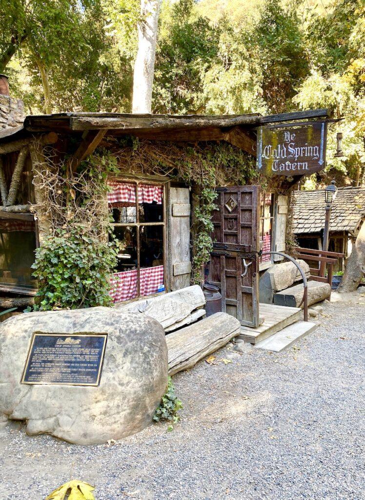 Cold Spring Tavern in California.