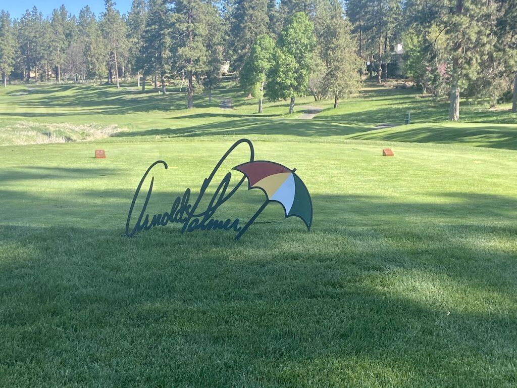 Arnold Palmer Signature Golf Course.