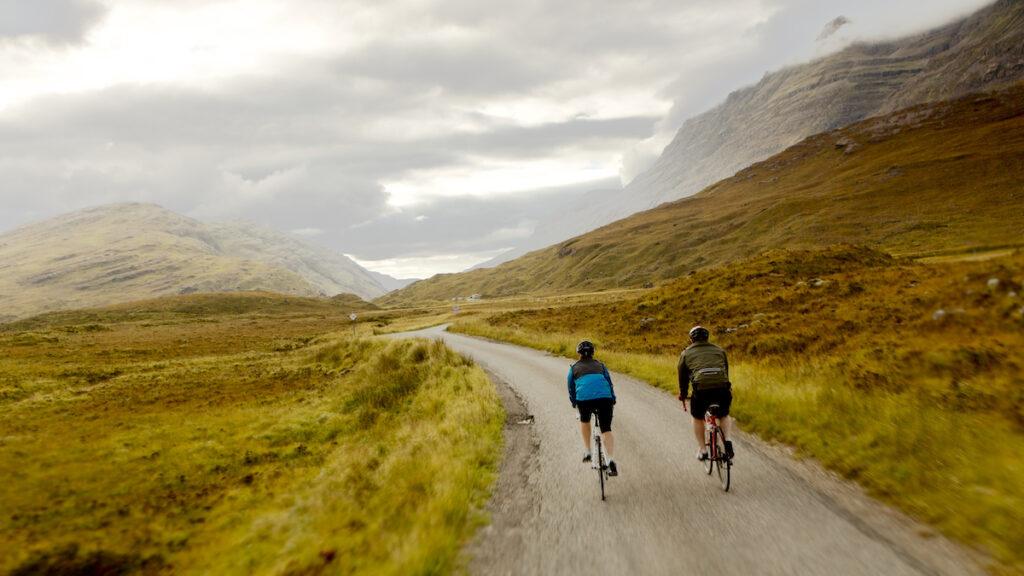 BSpoke's Grand Tour in Scotland.