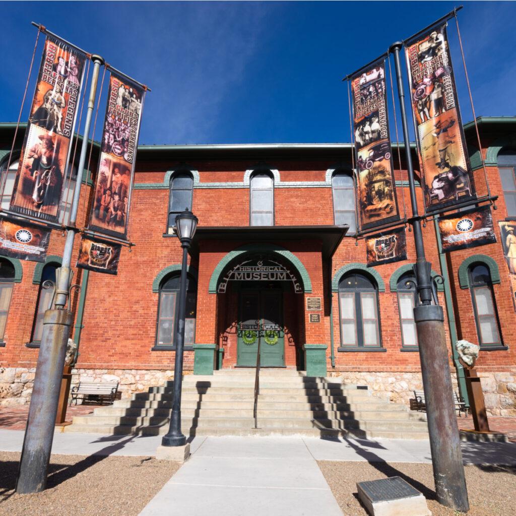 Bisbee Restoration Museum.