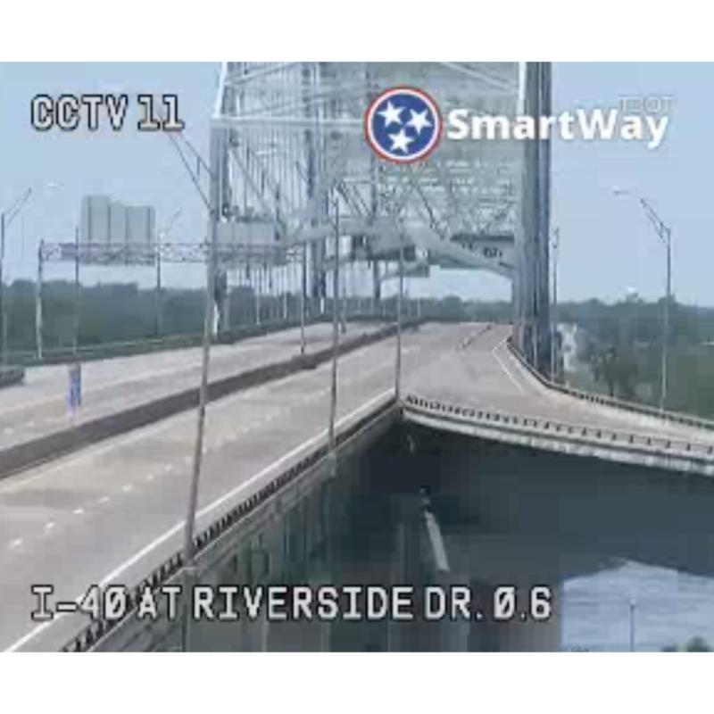 Bridge near Memphis.