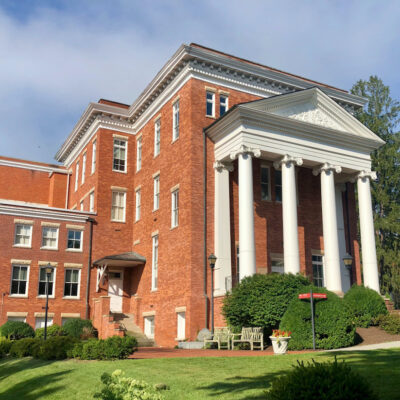 Carnegia Hall in Lewisburg, WV.