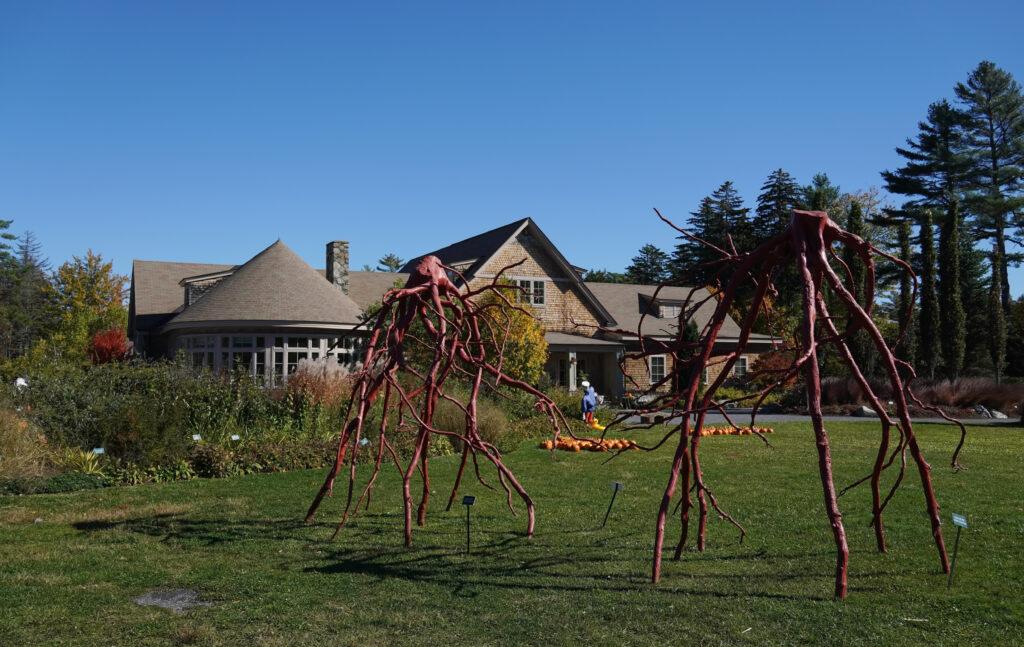 Coastal Maine Botanical Gardens.