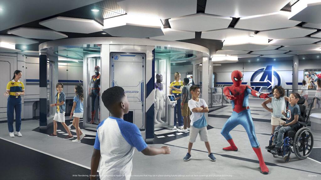Marvel Super Hero Academy.