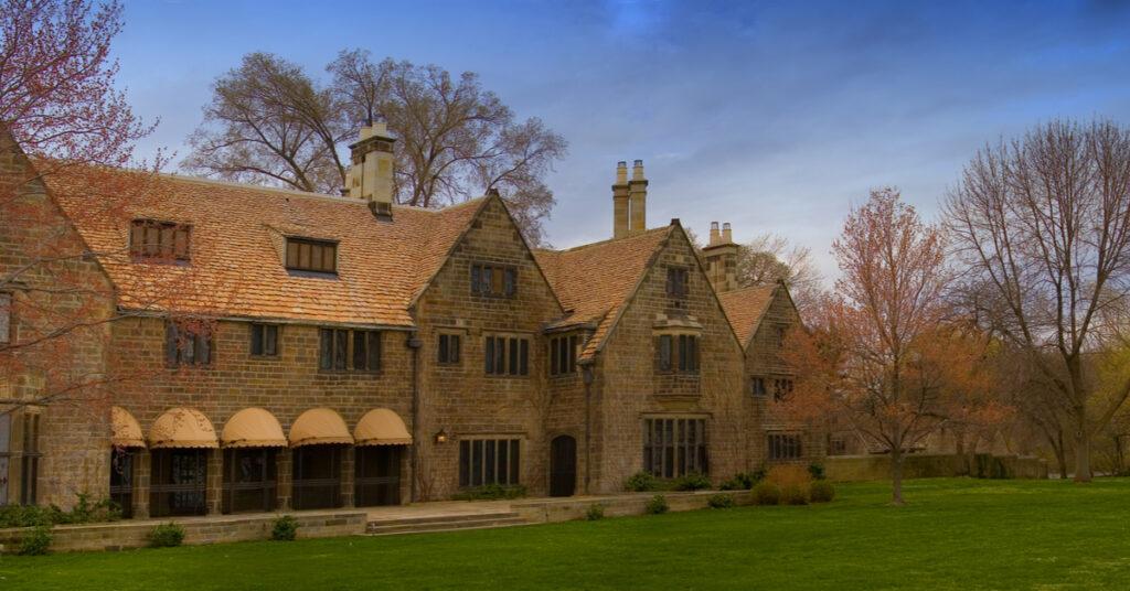Edsel & Eleanor Ford House, Michigan.