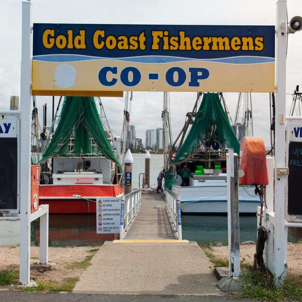 Fishermen's Co-Operative in Australia.