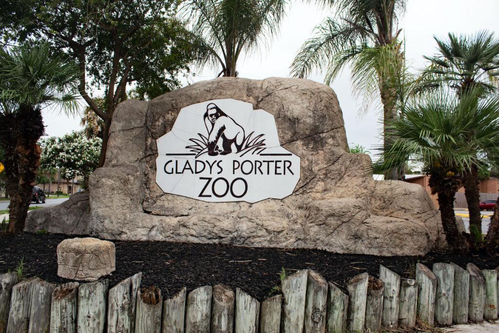 Zoológico Gladys Porter.