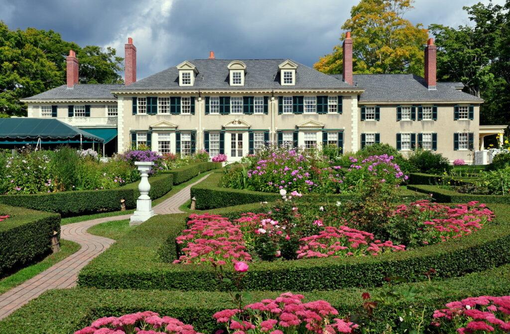 Hildene, Robert Lincoln's home, Manchester, Vermont.