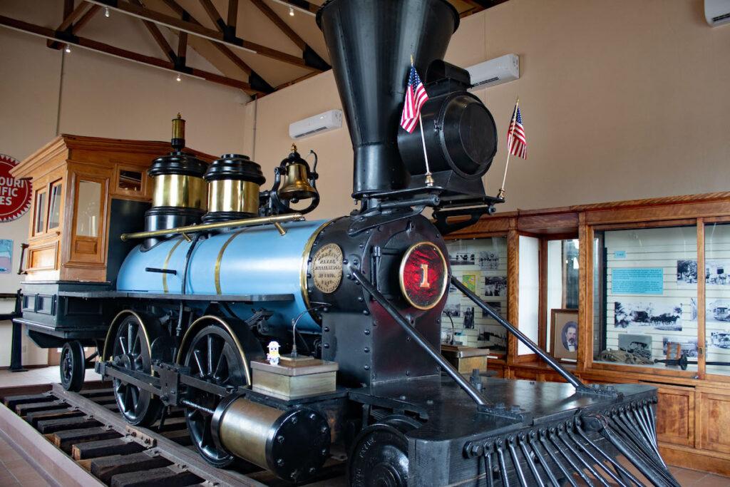 Museo Histórico de Brownsville, Texas.