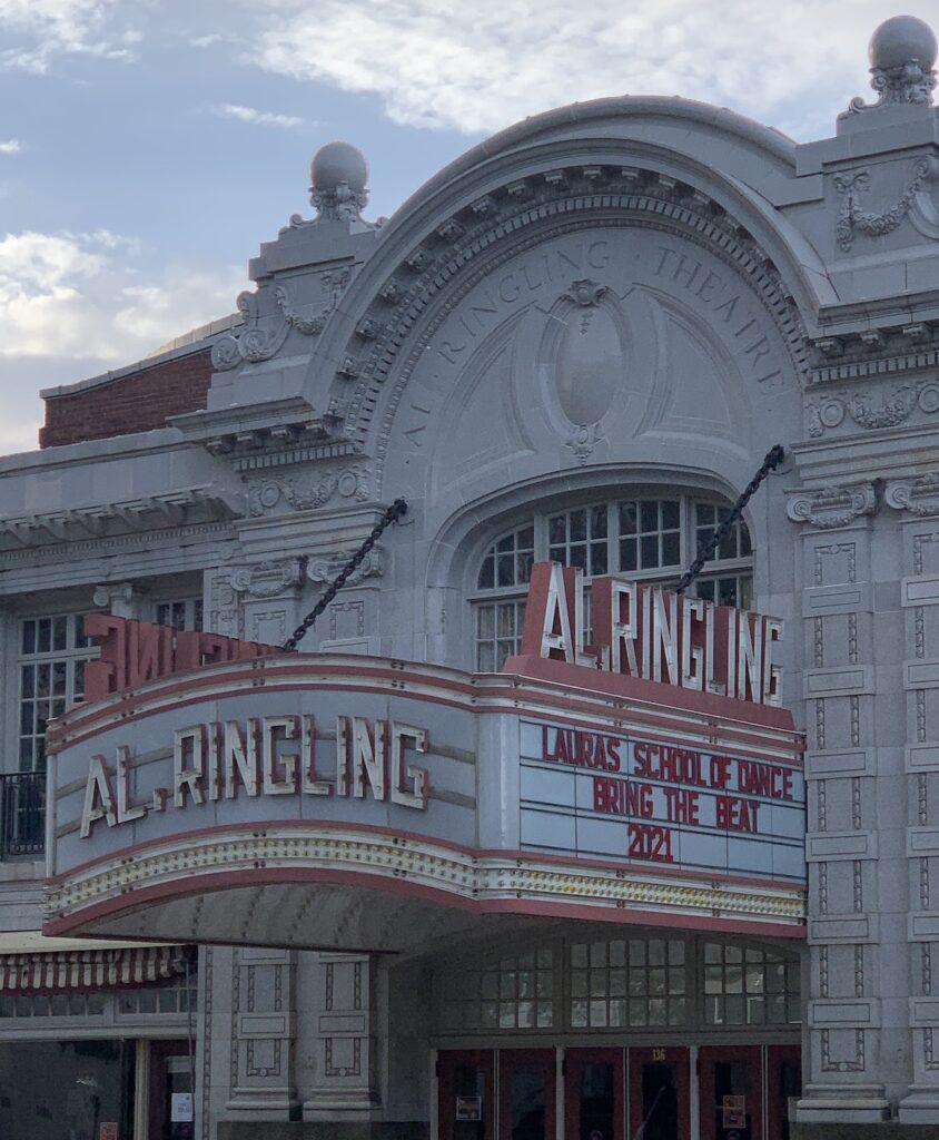 Al Ringling Theater in Baraboo, Wisconsin.